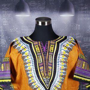 Dashiki Caftan Men's Shirt